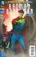 Batman Superman (2013 DC) 9COMBO