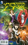 Justice League Dark (2011) 30A