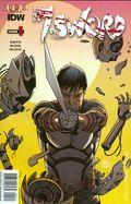 7th Sword (2014) 1B