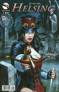 Grimm Fairy Tales Helsing (2014 Zenescope) 1A