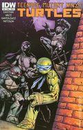 Teenage Mutant Ninja Turtles (2011 IDW) 33A
