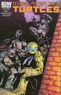 Teenage Mutant Ninja Turtles (2011 IDW) 33A