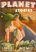 Planet Stories (1939-1955 Fiction House) Pulp Vol. 3 #3