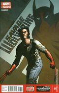 Savage Wolverine (2013) 17
