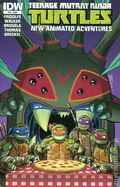Teenage Mutant Ninja Turtles New Animated Adventures (2013 IDW) 10