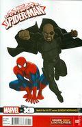 Ultimate Spider-Man (2012 Marvel Universe) 25