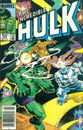 Incredible Hulk (1962-1999 1st Series) Mark Jewelers 305MJ