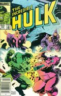 Incredible Hulk (1962-1999 1st Series) Mark Jewelers 304MJ
