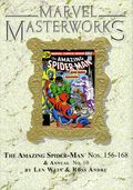 Marvel Masterworks Deluxe Library Edition Variant HC (1987-Present Marvel) 1st Edition 205-1ST
