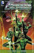 Green Lantern TPB (2012-2017 DC Comics The New 52) 3-1ST