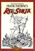 Dynamite Presents: Frank Thorne's Red Sonja HC (2014 Dynamite) Art Edition 1-1ST