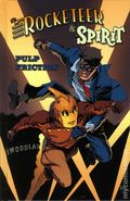 Rocketeer and Spirit Pulp Friction HC (2014 DC/IDW) 1-1ST