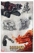 Inhuman Art Print (2014 Marvel NOW) PRINT#04