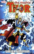 Mighty Thor TPB (2013-2014 Marvel) By Walter Simonson 1st Edition 5-1ST