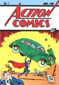 Action Comics Mini Comic Action Figure Reprint (2004) 1