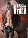 Les Mysteres De L'Incal GN (1989) Moebius 1-1ST