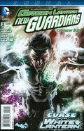 Green Lantern New Guardians (2011) Annual 2