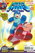 Mega Man (2011 Archie) 36A