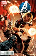 Avengers World (2014) 5B