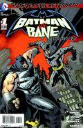 Forever Evil Aftermath Batman vs. Bane (2014) 1B