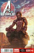 Avengers World (2014) 5A