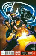New Avengers (2013 3rd Series) 17A