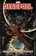 Deadpool TPB (2013 Marvel) By Daniel Way The Complete Collection 3-1ST