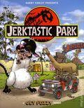 Jerktastic Park TPB (2014 Andrews McMeel) A Get Fuzzy Treasury 1-1ST