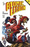 Atomic Legion HC (2014 Dark Horse) 1-1ST