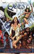 Grimm Fairy Tales Presents Quest TPB (2014 Zenescope) 1-1ST