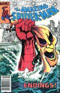 Amazing Spider-Man (1963 1st Series) Canadian Price Variant 251