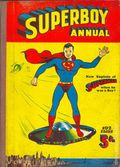 Superboy Annual HC (1953) UK 1954-1ST