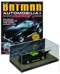 Batman Automobilia: The Definitive Collection of Batman Vehicles (2013- Eaglemoss) Figurine and Magazine #32