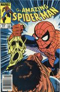 Amazing Spider-Man (1963 1st Series) 245BUBBLE