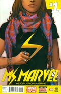 Ms. Marvel (2014 3rd Series) 1F