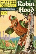 Classics Illustrated 007 Robin Hood 17