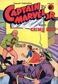 Captain Marvel Jr. (1953 L. Miller & Sons) UK Edition 18