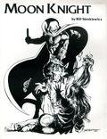 Moon Knight Portfolio by Bill Sienkiewicz (1981) SET-01