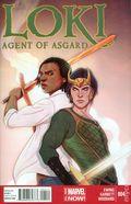 Loki Agent of Asgard (2014) 4A