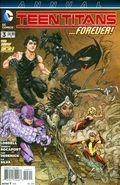 Teen Titans (2011 4th Series) Annual 3