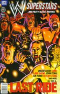 WWE (2013 Papercutz) 4