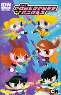 Powerpuff Girls (2013 IDW) 9SUB
