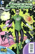 Green Lantern (2011 4th Series) 31B
