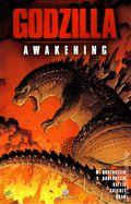 Godzilla Awakening HC (2014 DC/Legendary Comics) 1-1ST