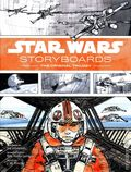 Star Wars Storyboards: The Original Trilogy HC (2014 Abrams) 1-1ST