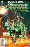 Green Lantern (2011 4th Series) 31A