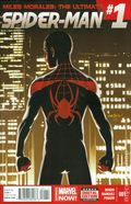 Miles Morales Ultimate Spider-Man (2014) 1A