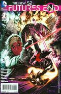 New 52 Futures End (2014) 1A
