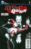 DC Comics Presents Harley Quinn (2014) 1B