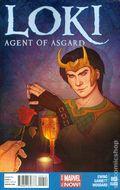 Loki Agent of Asgard (2014) 2C